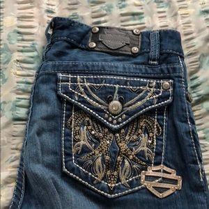 Harley Davidson Jean size 10